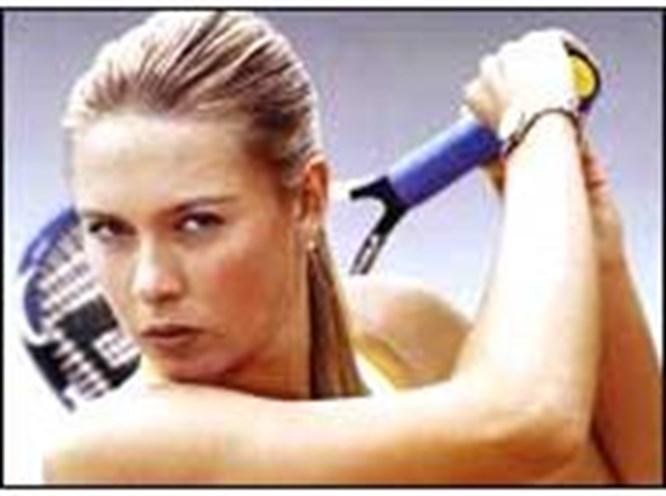 Sharapova: Bir masal kahramanı